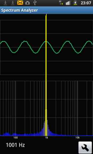 Analyseur de spectre 1