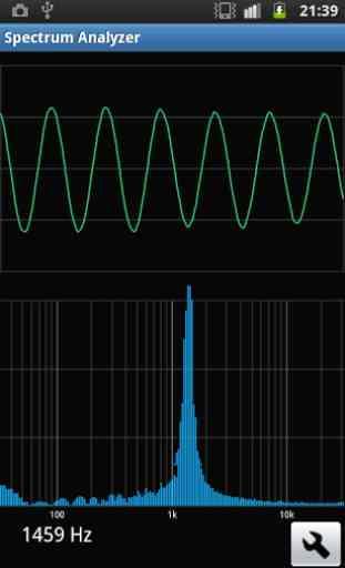 Analyseur de spectre 3