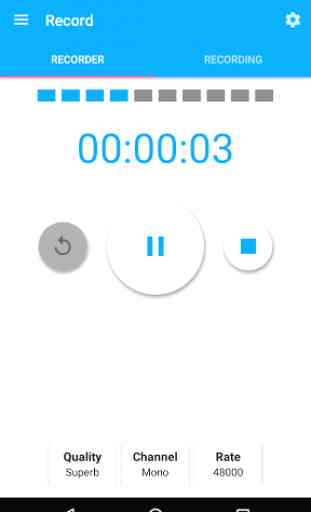 Audio Recorder and Editor 1