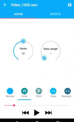 Audio Recorder and Editor 3