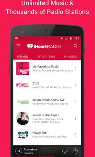 iHeartRadio Free Music & Radio 1