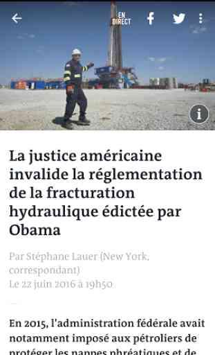 Le Monde, l'info en continu 3