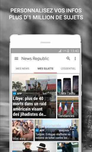 News Republic - Toute l'info 2