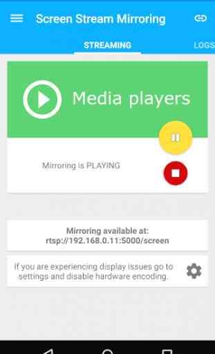 Screen Stream Mirroring Free 2