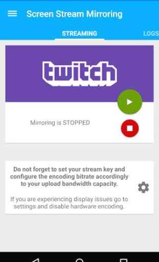 Screen Stream Mirroring Free 4