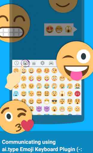 ai. type Emoji Keyboard plugin (Android) image 1