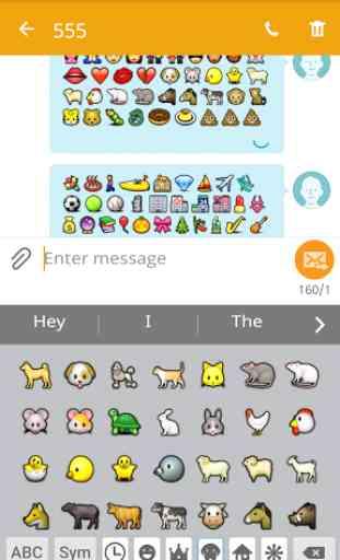 Emoji Font for FlipFont 1 2