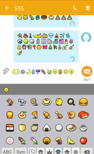 Emoji Font for FlipFont 1 3