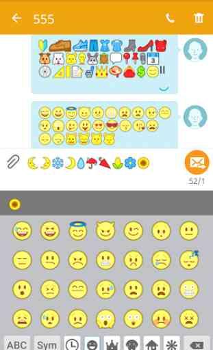 Emoji Font for FlipFont 3 1