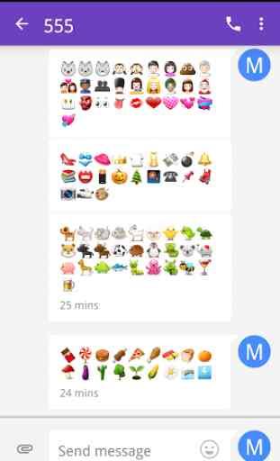Emoji Fonts for FlipFont 1 1