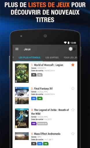 Jeuxvideo.com - PC et Consoles 4