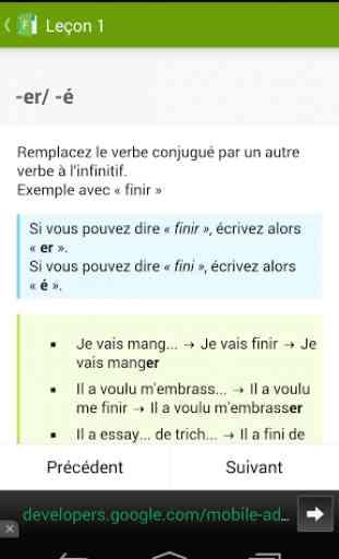 Améliorez votre français ! 2