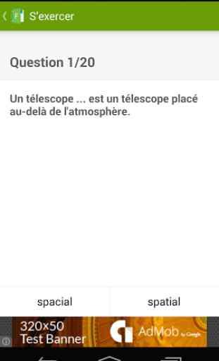 Améliorez votre français ! 4