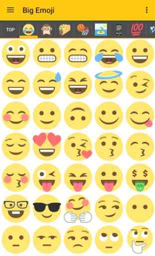 Big Emoji (Android) image 2