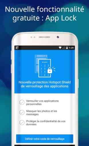 Hotspot Shield VPN Proxy, WiFi 2