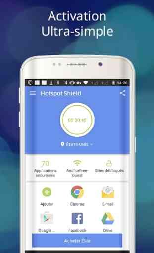 Hotspot Shield VPN Proxy, WiFi 4