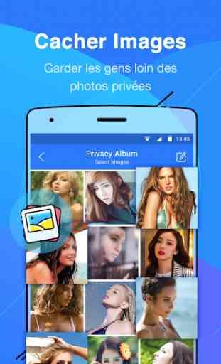 Private Zone-Applock&Hide pics 4