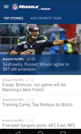 NFL Mobile 1
