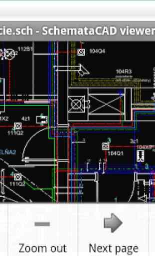 SchemataCAD viewer DWG/DXF 2