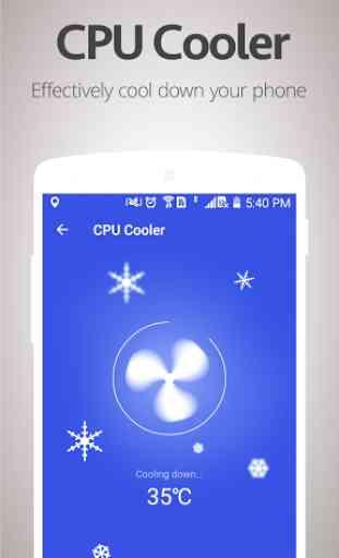 Super Cleaner -  Antivirus 3
