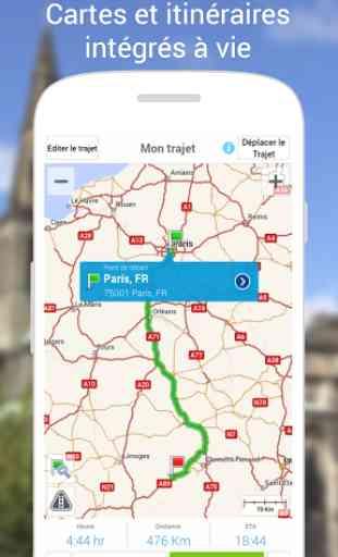CoPilot GPS - Navigation 2