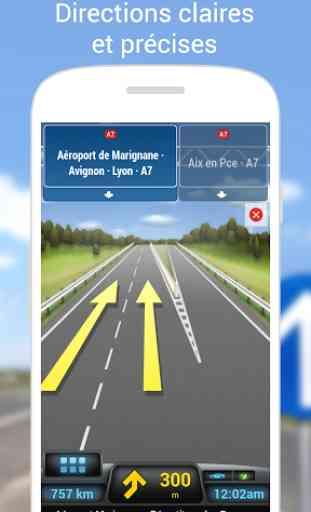 CoPilot GPS - Navigation 3