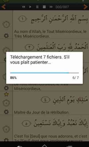 Coran en français 3