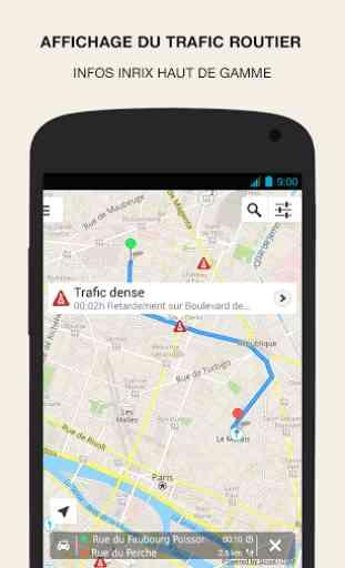 GPS Navigation & Maps - Scout 3