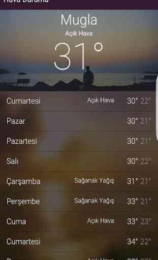 Hava Durumu 2