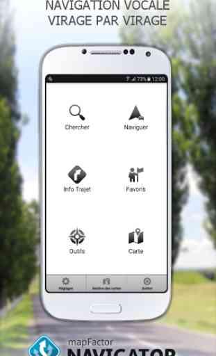MapFactor: GPS Navigation 2