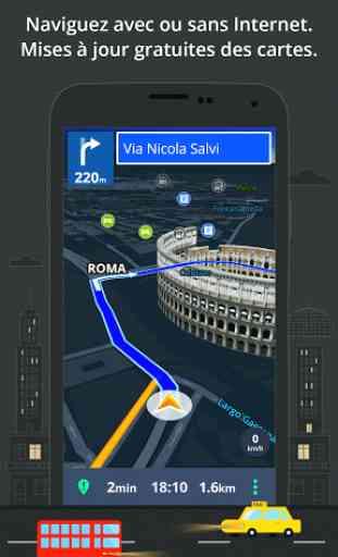 Sygic: Navigation GPS & Maps 2
