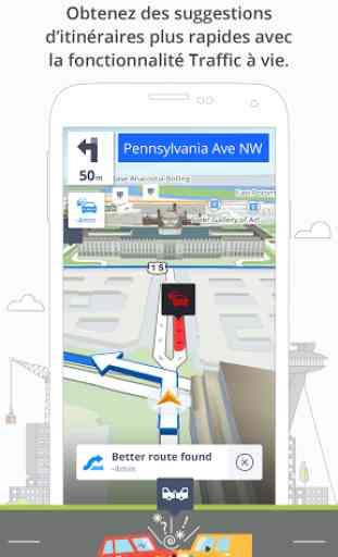 Sygic: Navigation GPS & Maps 3