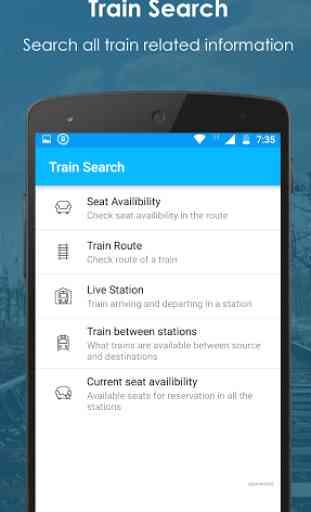 Train PNR Status Indian Rail 2