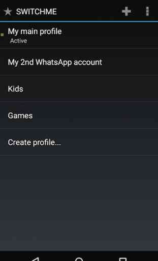 SwitchMe Multiple Accounts 4