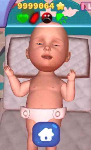Alima's Baby 2 (Bébé Virtuel) 3