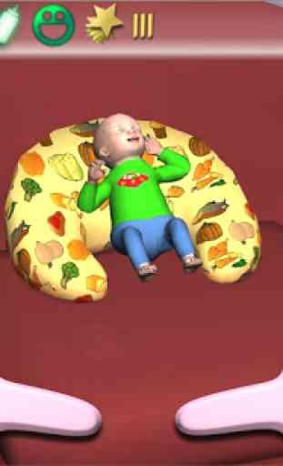 Alima's Baby (Bébé Virtuel) 3