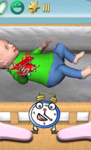 Alima's Baby (Bébé Virtuel) 4