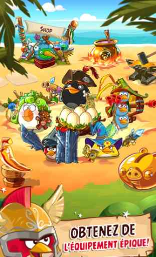 Angry Birds Epic RPG 1