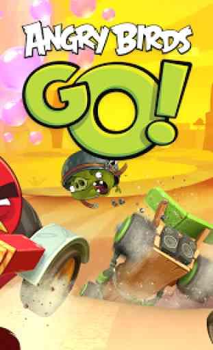 Angry Birds Go! 1