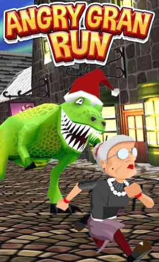 Angry Gran Run - Running Game 4