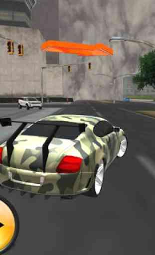 Armée Car Extreme 3D Driving 1