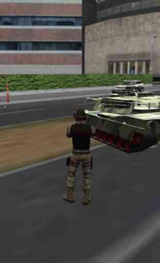 Armée Car Extreme 3D Driving 2