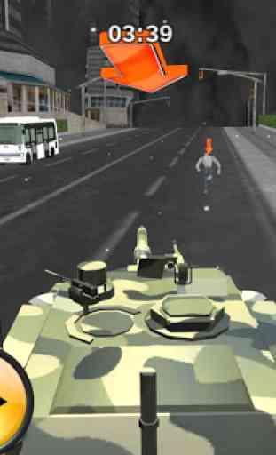 Armée Car Extreme 3D Driving 4