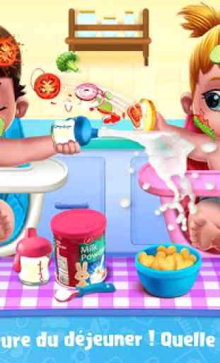 Bébés Jumeaux – 2 Fripouilles 2