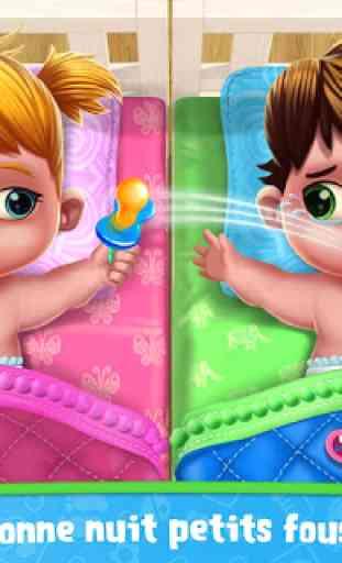 Bébés Jumeaux – 2 Fripouilles 4