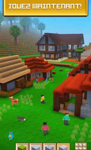 Block Craft 3D: Jeu Gratuit 1