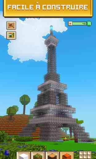 Block Craft 3D: Jeu Gratuit 2