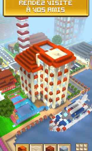 Block Craft 3D: Jeu Gratuit 3
