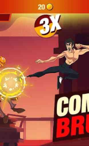Bruce Lee : Le jeu 1