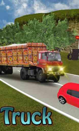 Camion Simulateur conduire 1